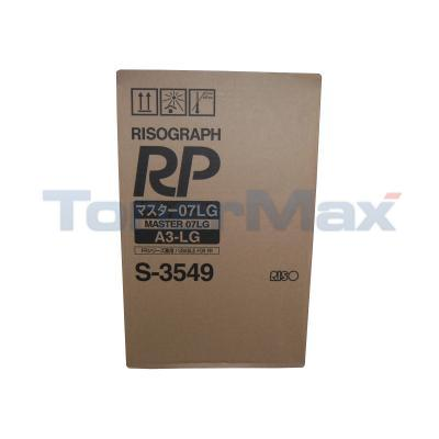 RISO RP 3100 3500 MASTER A3 LG